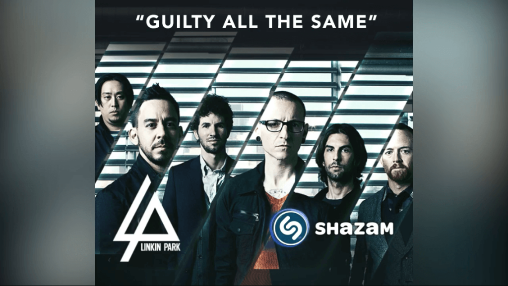guilty all the same and shazam